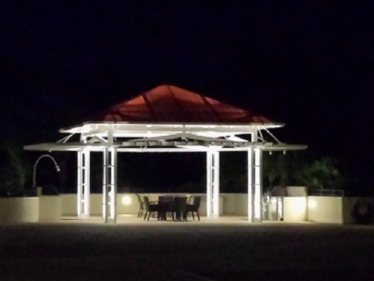 The Pavilion & Grill Area